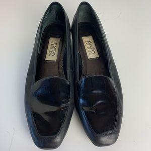 Enzo Angiolini Shoes - ENZO Angiolini Black Liberty Flats - 9